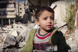 From What Feared The Children of East Ghouta?